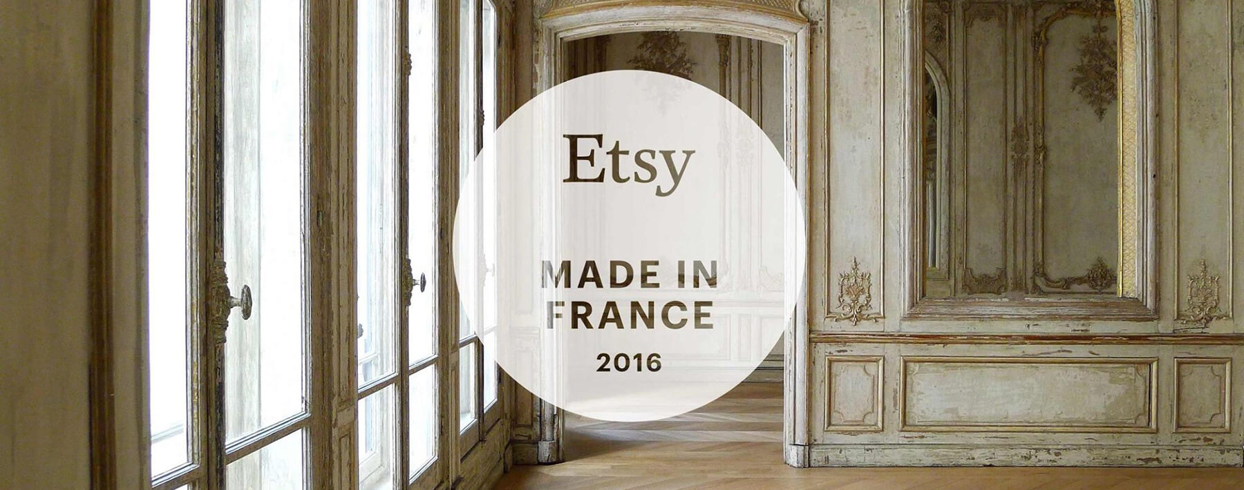 Etsy made in France évènement