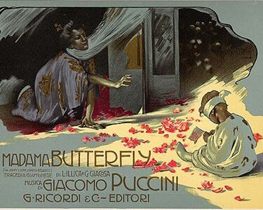 noeud papillon madame butterfly