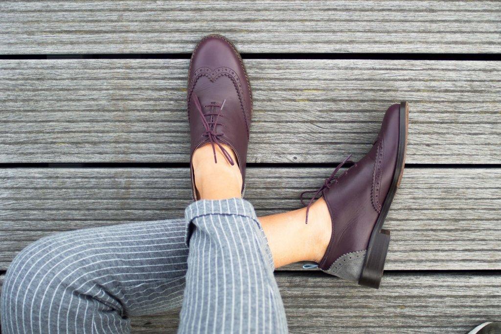 soulier d'iris chaussures