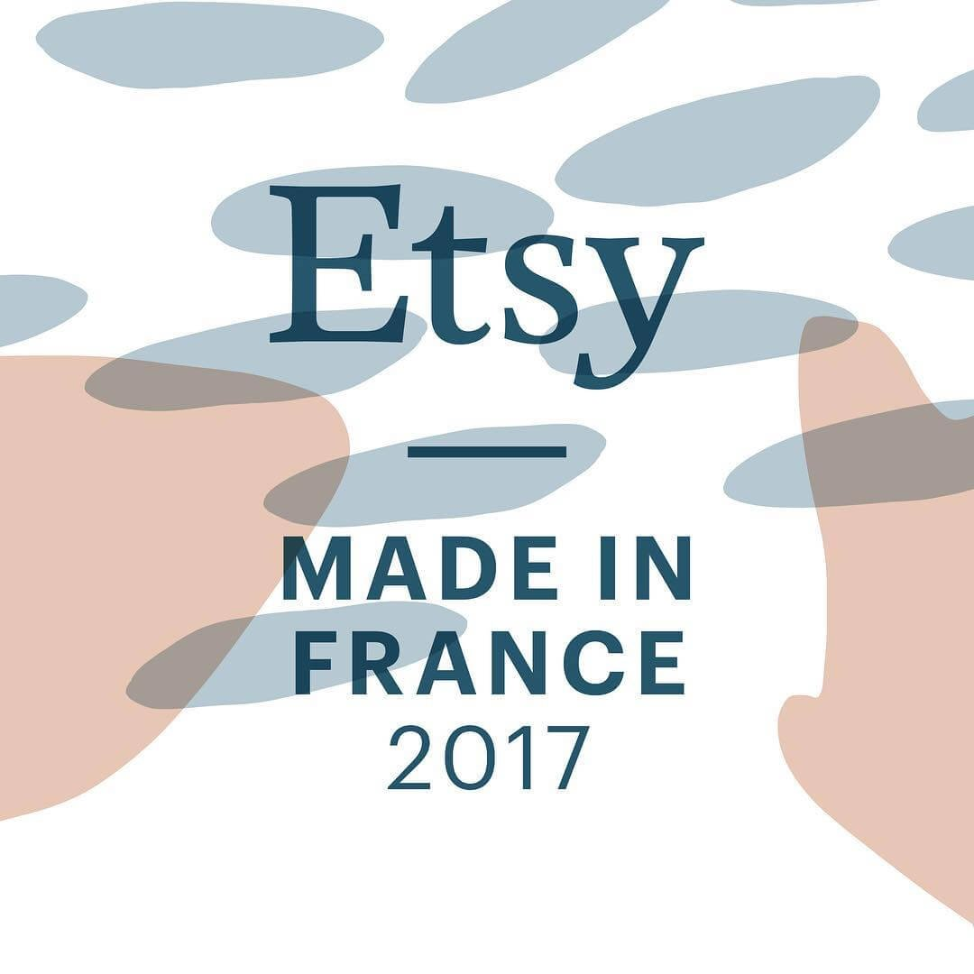 marché de Noël Etsy made in France
