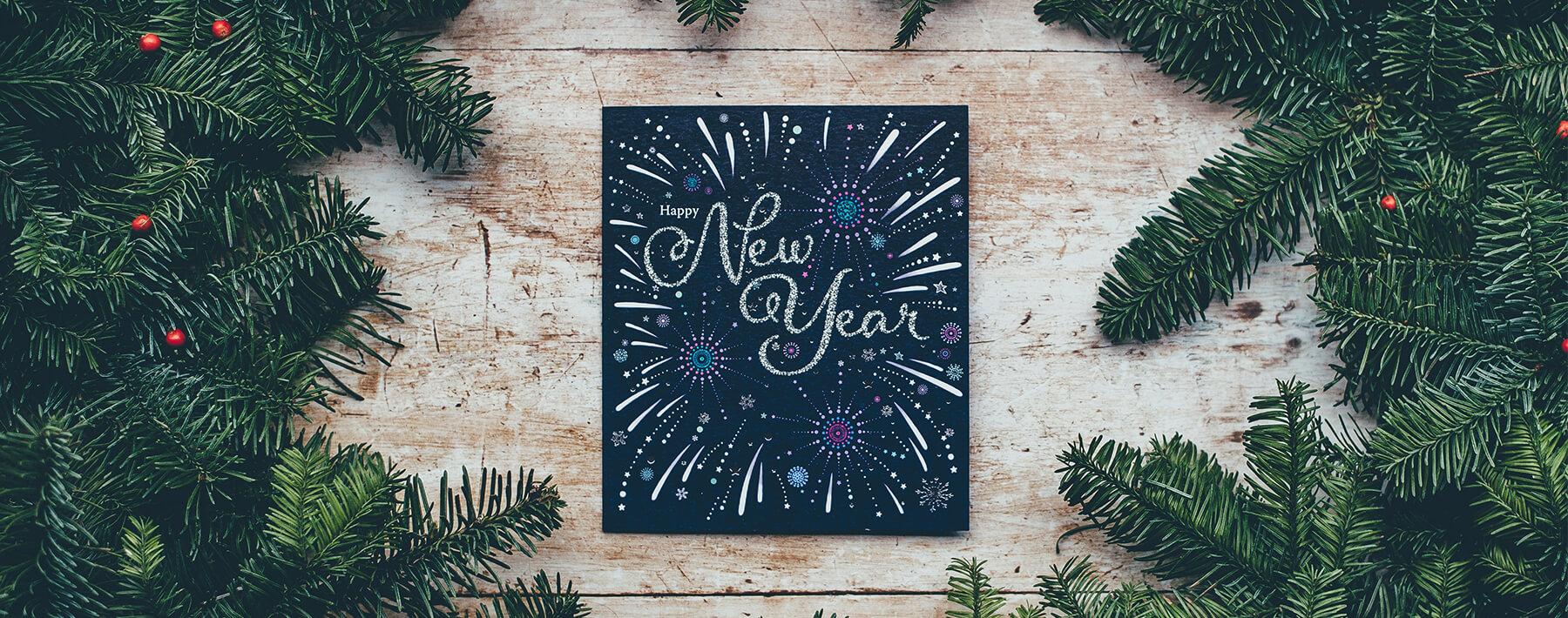 les bonnes résolutions 2018