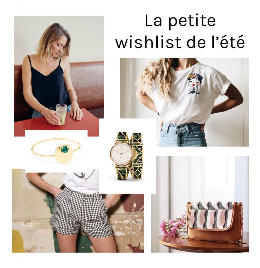 sélection : la wishlist de l'été My dear Claude