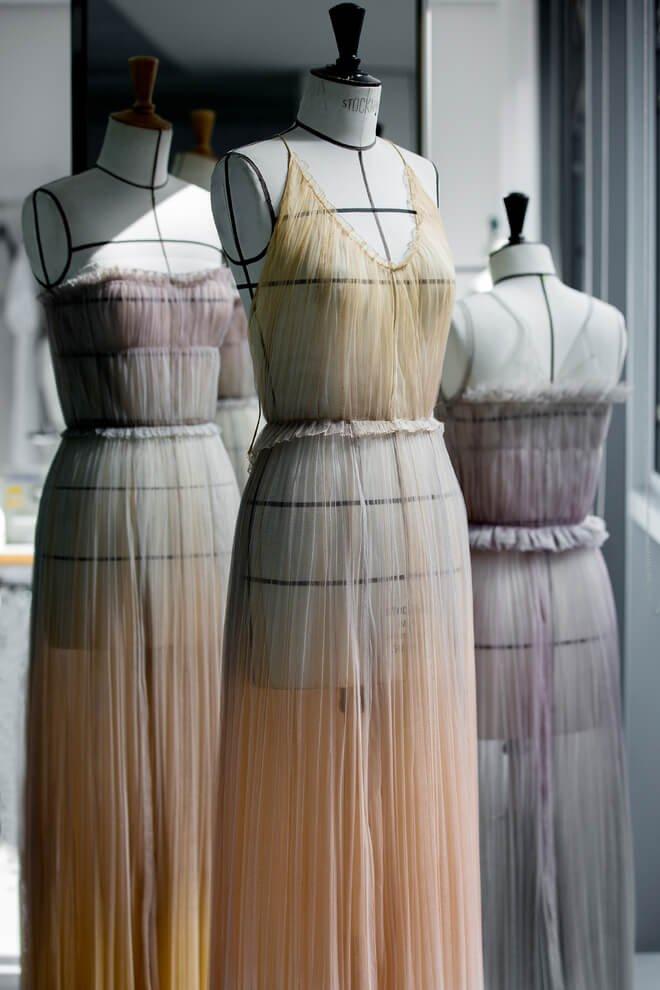 fashion week les tendances mode du printemps-été 2019