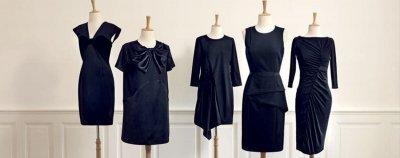 porter la petite robe noire