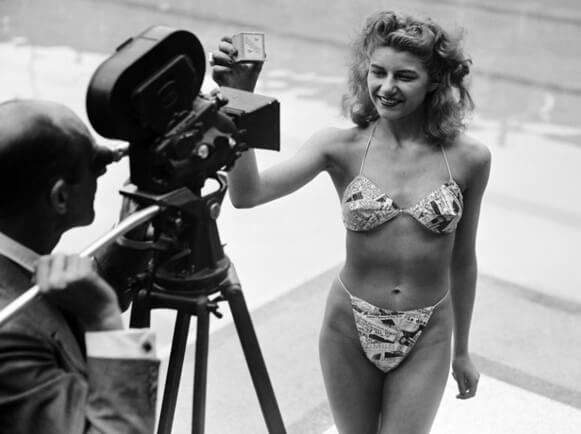 les origines du bikini